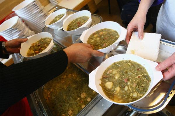 Mistura pronta para sopa não é saudável