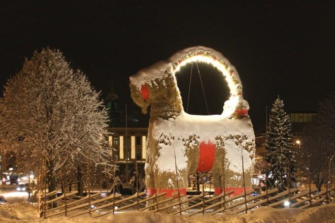 As 6 tradições de Natal mais bizarras do mundo