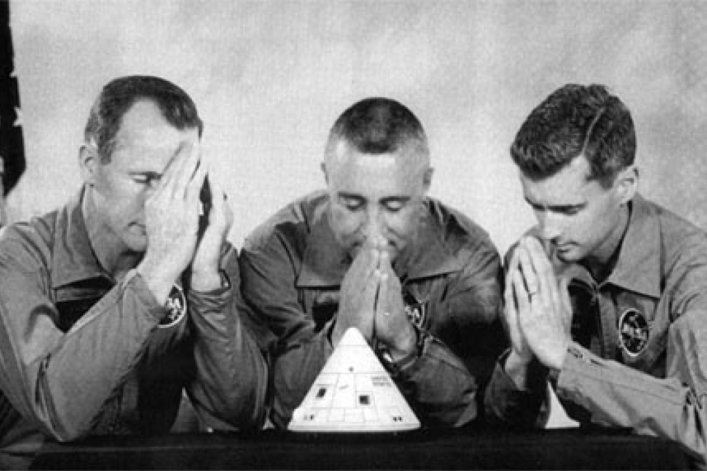 Acidente do Apollo 1 completa 50 anos