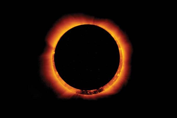 2017 terá dois eclipses solares