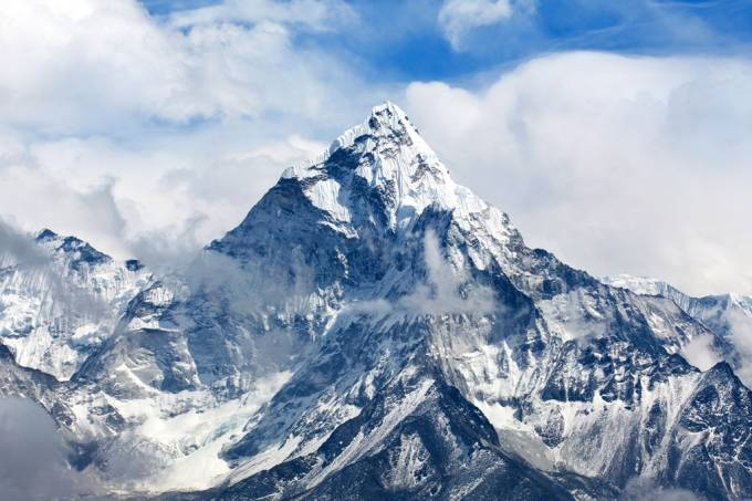 Índia quer medir o monte Everest após terremoto