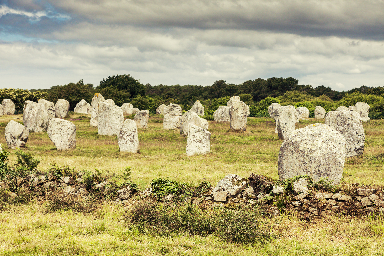 Pedras de Carnac
