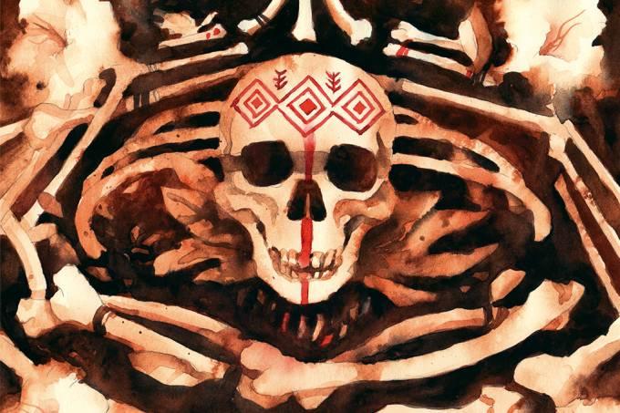 Pesquisadores descobrem rituais fúnebres de 10,5 mil anos atrás