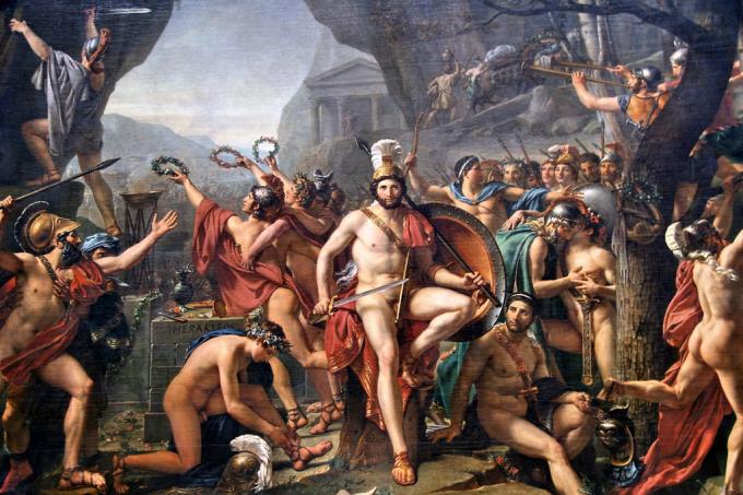 Fofocas da Grécia Antiga