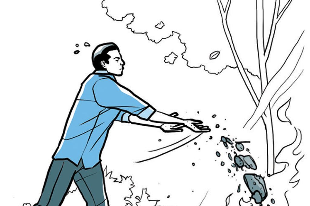 Manual | Como escapar de um incêndio