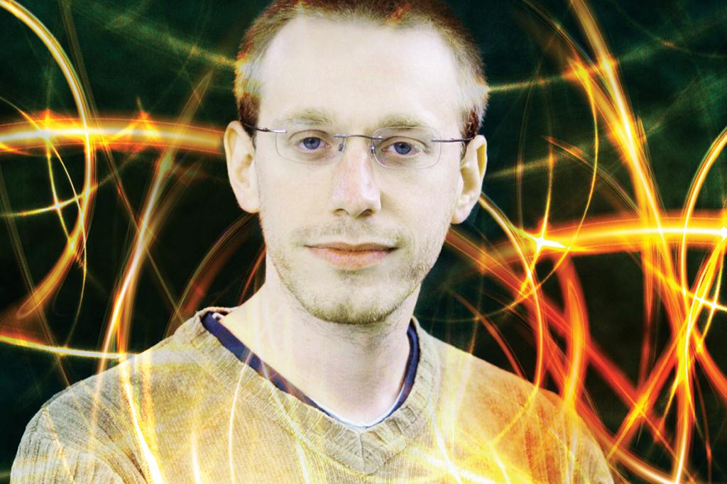 Daniel Tammet, savant que aprendeu islandês em uma semana.