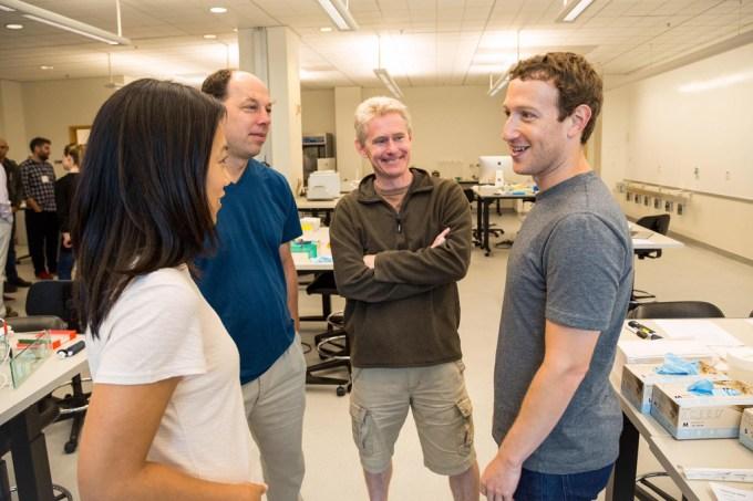 Novo plano de Mark Zuckerberg é eliminar as doenças do mundo