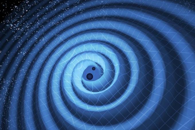 O sexo dos buracos negros