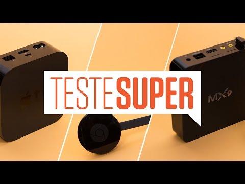 Teste SUPER #20 – o melhor tocador de streaming