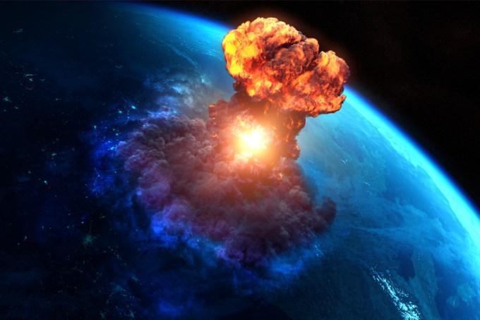 Quem previu esse fim do mundo?