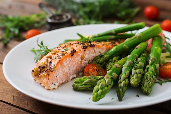 Combata a depressão com a alimentação