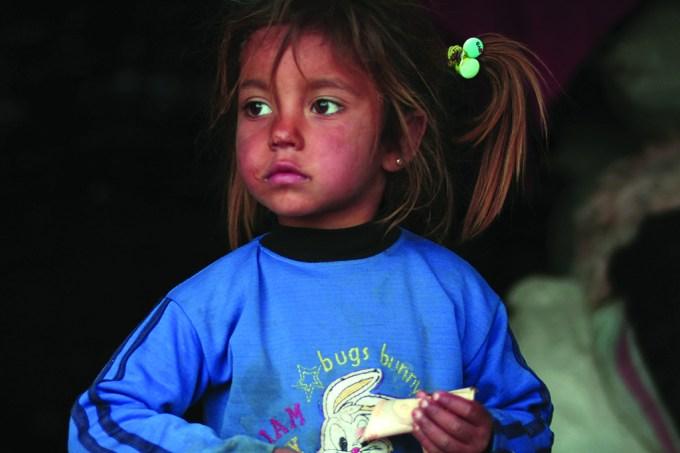 Guerra na Síria está criando uma geração de crianças com problemas mentais