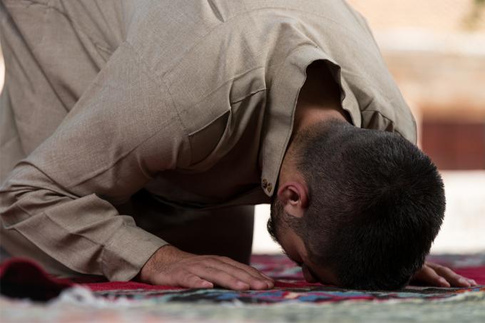 Islamismo faz bem para dor nas costas