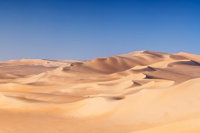 O deserto do Saara é culpa do ser humano