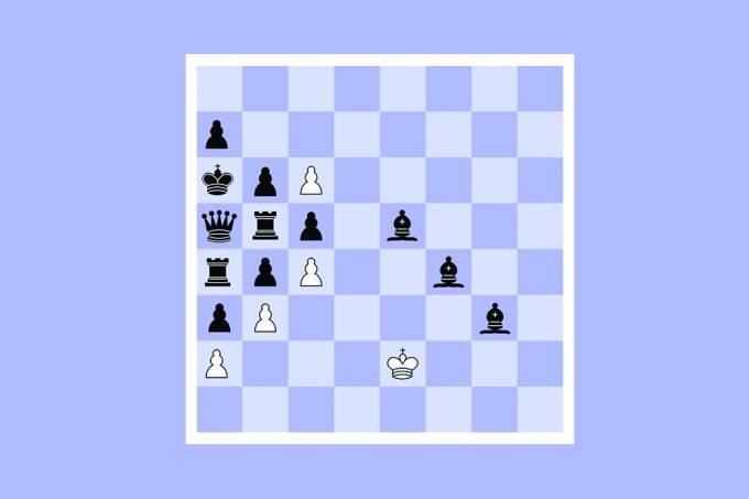 O problema de xadrez que nos separa das máquinas