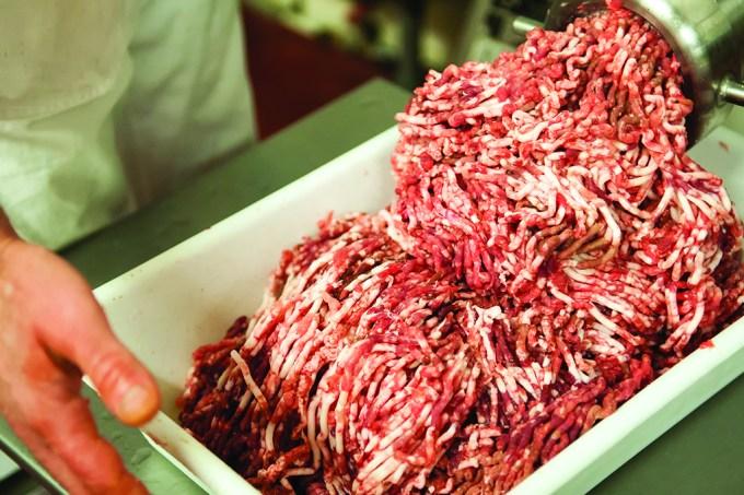 Usinas de carne