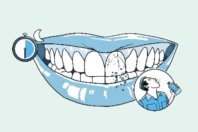 Como escovar os dentes Destaque