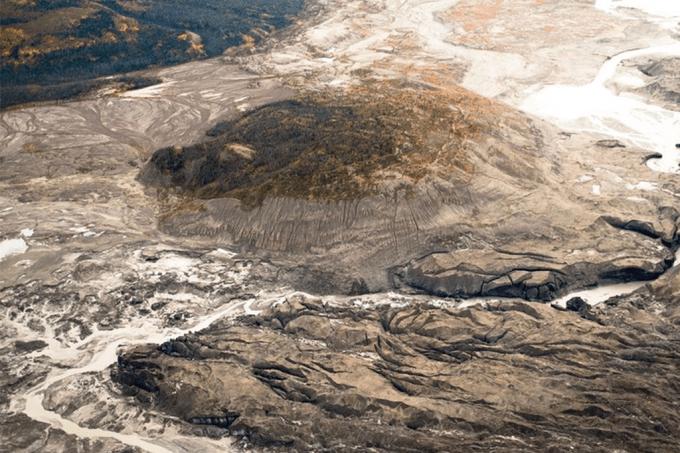 PARCEIRO   Desaparecimento repentino de rio no Canadá assusta cientistas