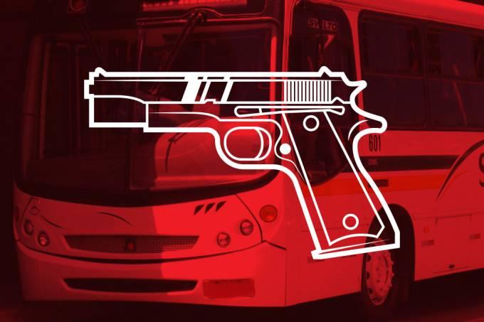 Como não se dar mal em um assalto a ônibus?