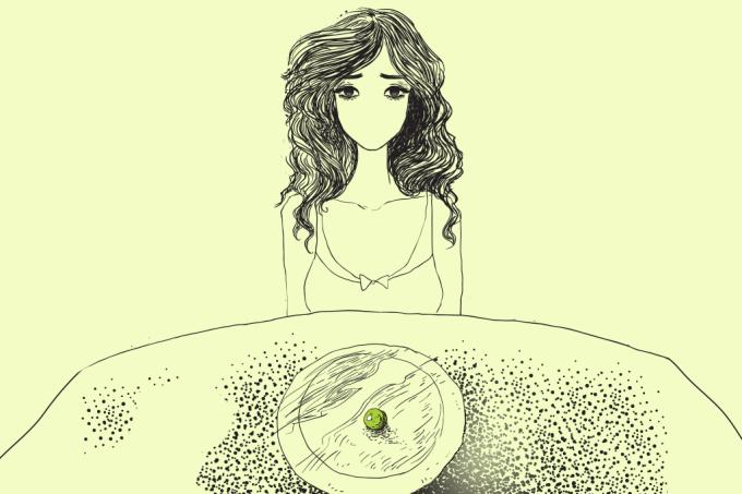 Anorexia é parcialmente genética – e pode passar de geração em geração