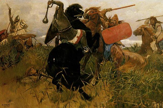 Como humanos domesticaram cavalos