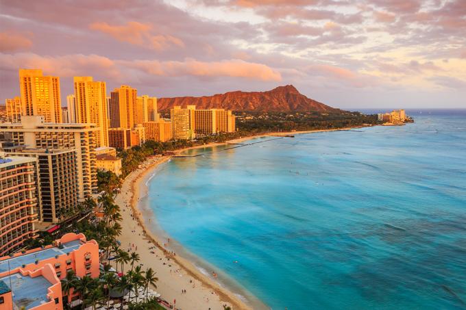 Se o Havaí é dos EUA, por que tem a bandeira do Reino Unido em sua flâmula?