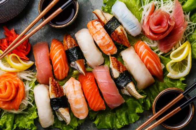 PARCEIRO | Popularização do sushi aumenta casos de infecção por parasitas