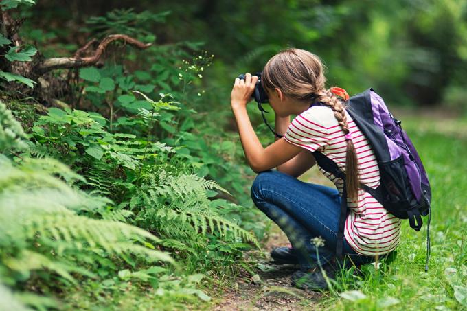 Fotografar seus passeios ajuda você a se lembrar das coisas com mais detalhes
