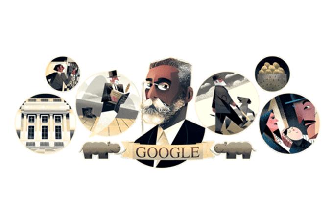 Doodle | Blog Por que Machado de Assis é o maior escritor brasileiro
