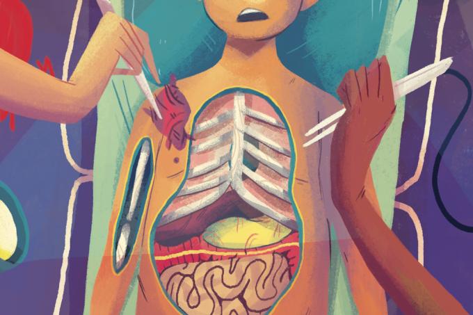 Vivendo sem órgãos