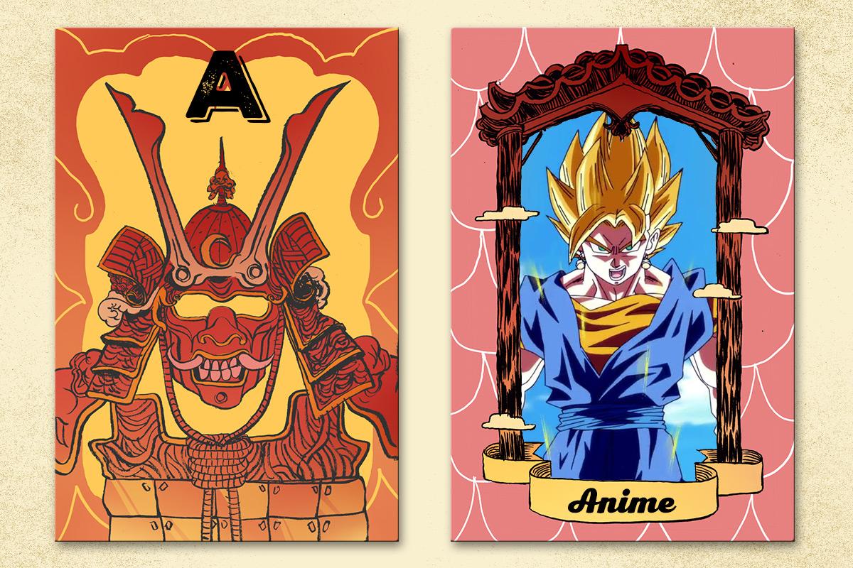 A de Anime