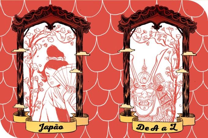 Japão de A a Z