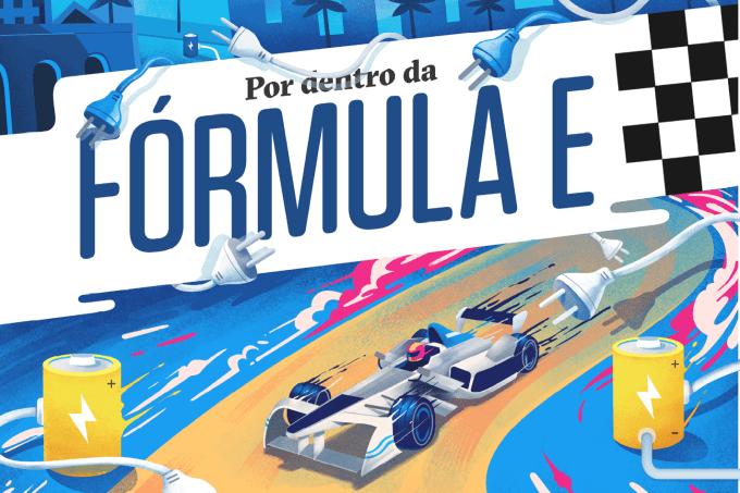 Por dentro da Formula E