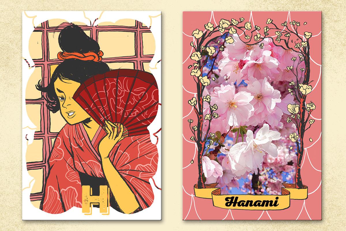 H de Hanami