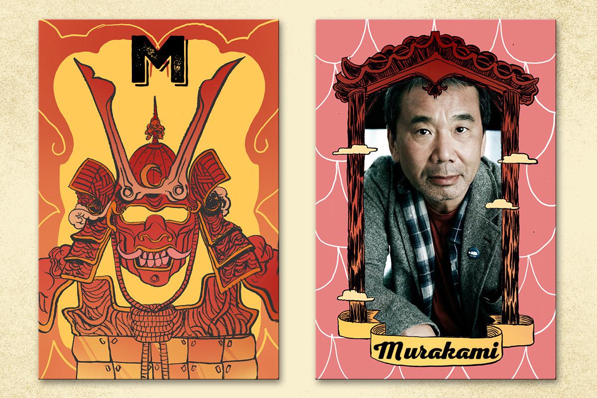 M de Murakami