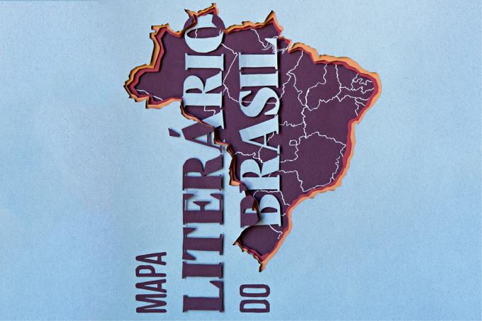 Mapa Literário do Brasil