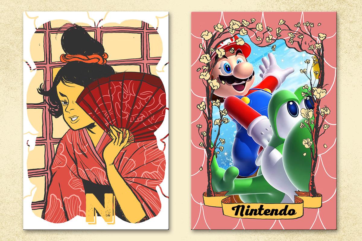 N de Nintendo