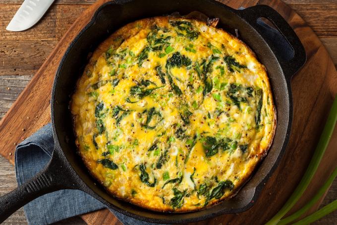 Quem inventou a omelete?