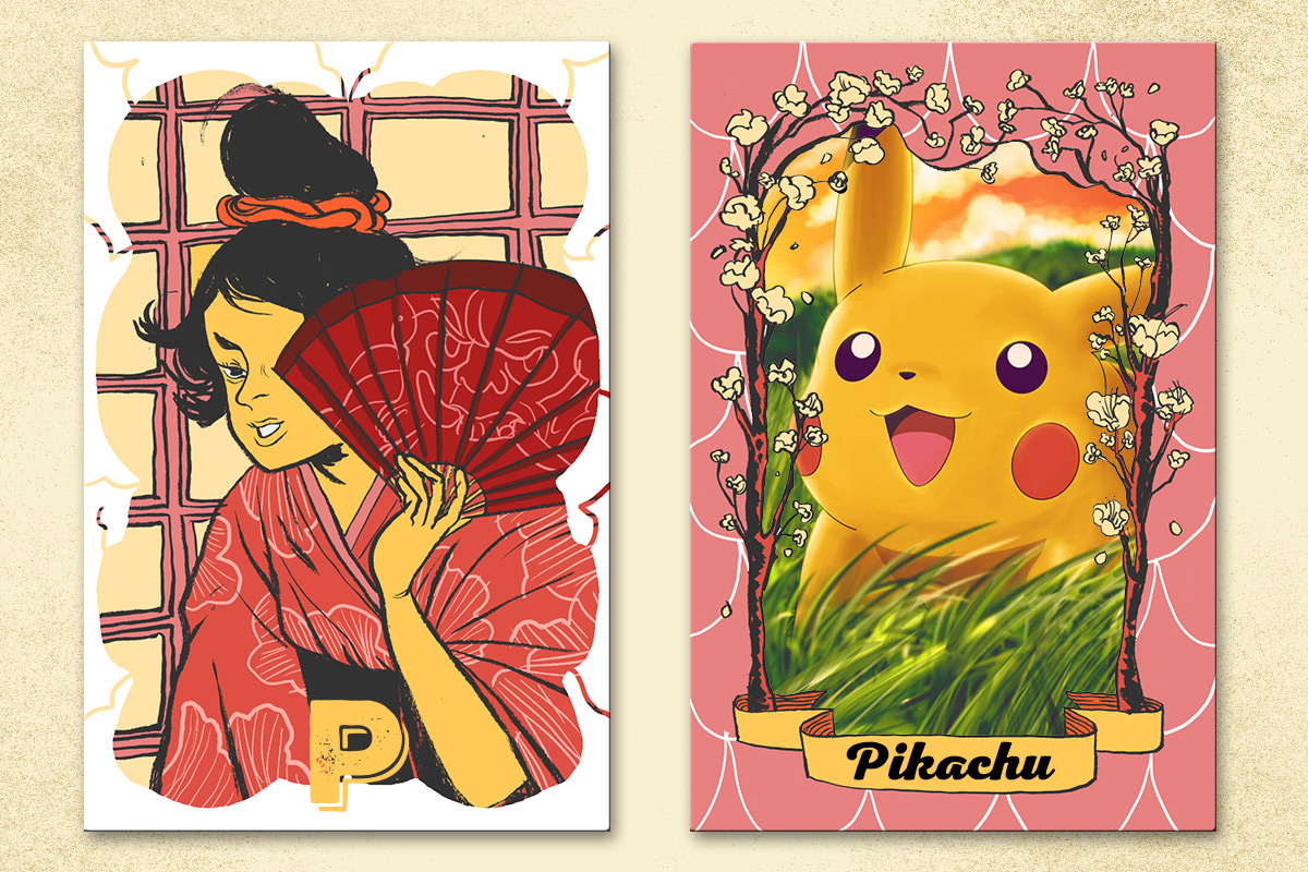 P de Pikachu