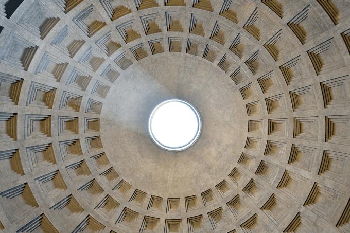 Por que o concreto dos romanos era melhor que o nosso