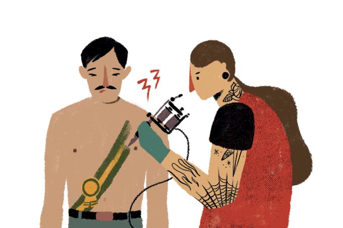 Algum presidente do Brasil tem (ou tinha) tatuagens?