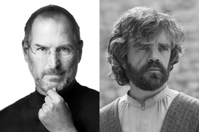 Quem disse isso: Tyrion Lannister ou Steve Jobs?