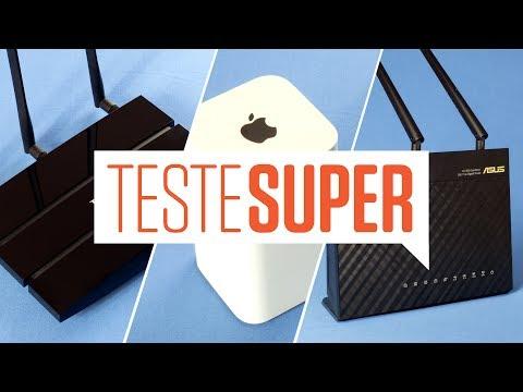 Teste SUPER #27: qual é o melhor roteador Wi-Fi?