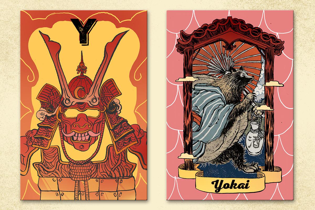 Y de Yokai