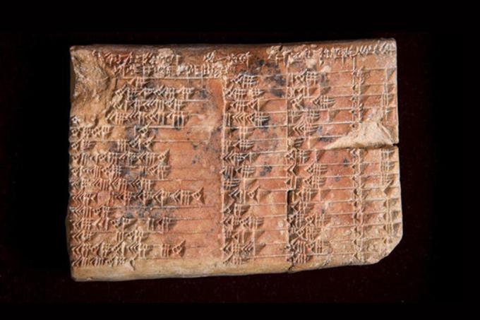 Babilônios já teorizavam sobre trigonometria