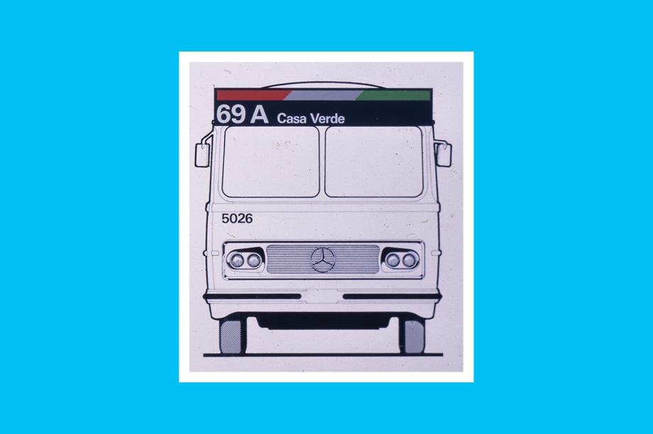 1974: Sistema municipal de transporte