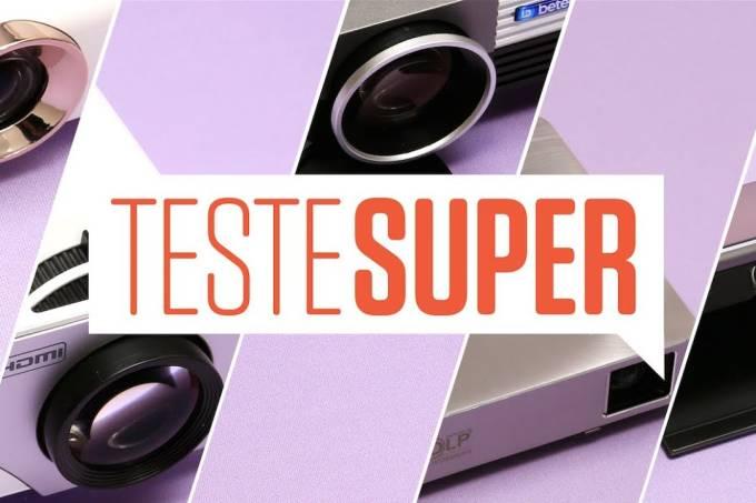 Teste SUPER #29: miniprojetores