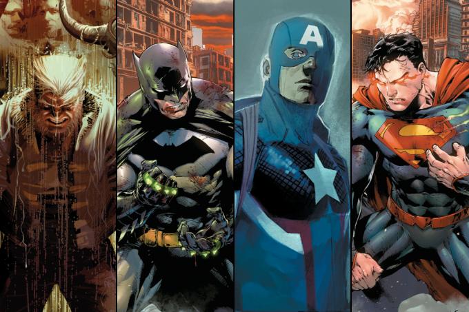 Seu super-herói favorito é desenhado por um brasileiro