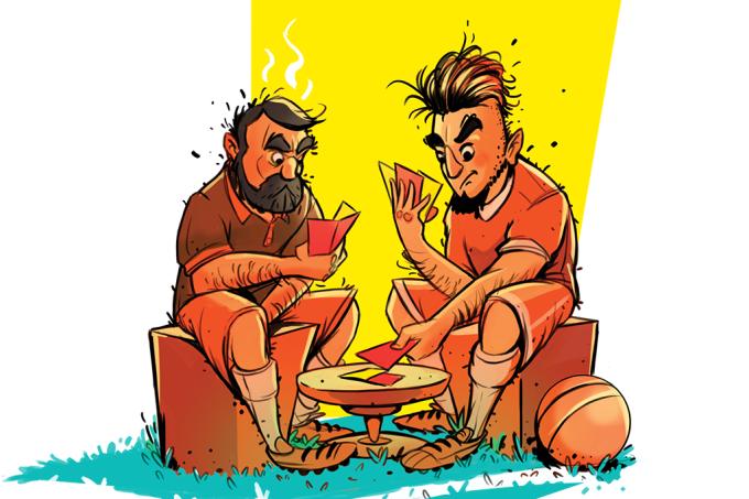 Se, num grupo da Copa do Mundo, todos os jogos fossem 0x0, como seria o desempate? Quem se classificaria