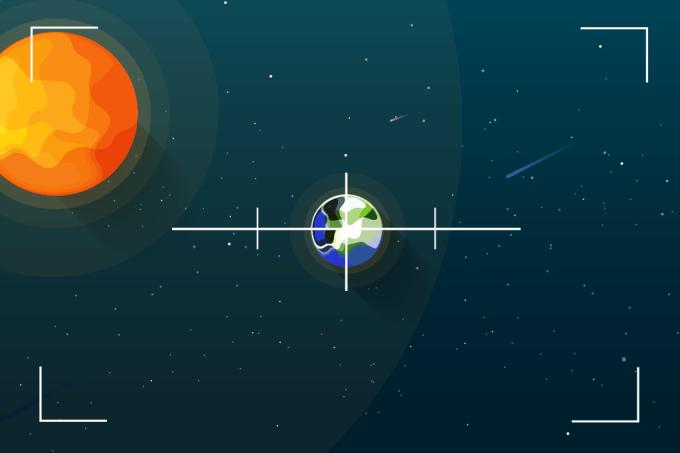 Sorria, você está sendo filmado- há 68 planetas no ângulo perfeito para observar a Terra